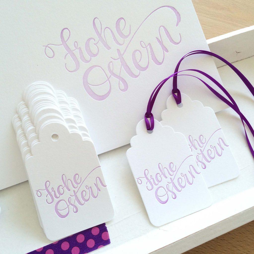 Lettering & Letterpress