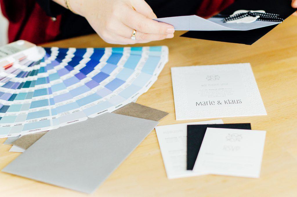Farben auswählen