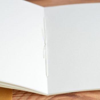 PapierLiebe Notizbuch handgemacht buchbinden