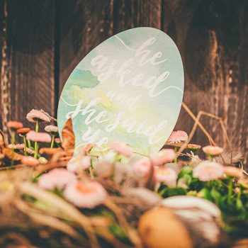 Styled Shooting Ostern