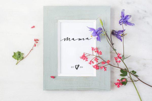 papierliebe-mama-muttertag-brushlettering-handlettering