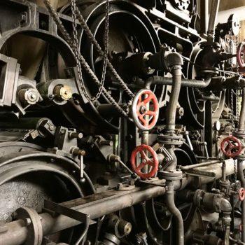 Gmund Papier – Die alte Papiermaschine