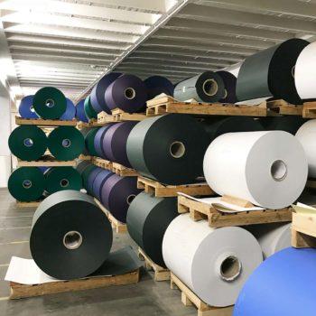 Gmund Papier – Das Papierlager