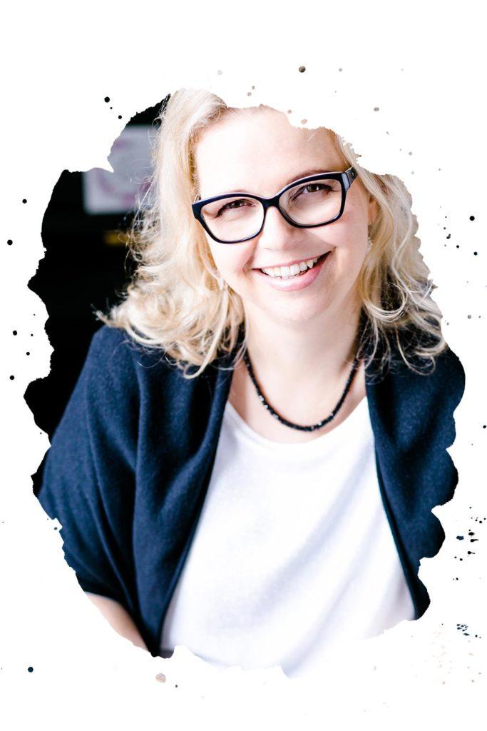Katja Haas – Grafik-Designerin, Autorin und Handlettering-Künstlerin