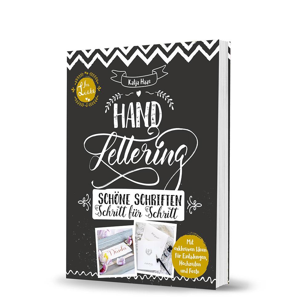 Buch Handlettering - Schöne Schriften Schritt für Schritt