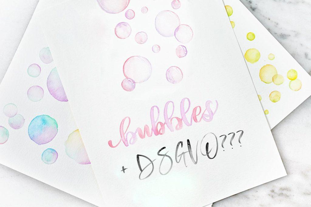 watercolor-bubbles-aquarell-seifenblasen-dsgvo