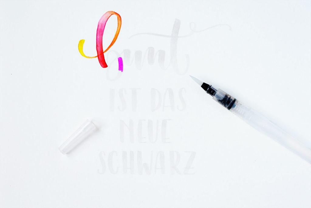 katja-haas-papierliebe-brushlettering-watercolor-projekt-bunt