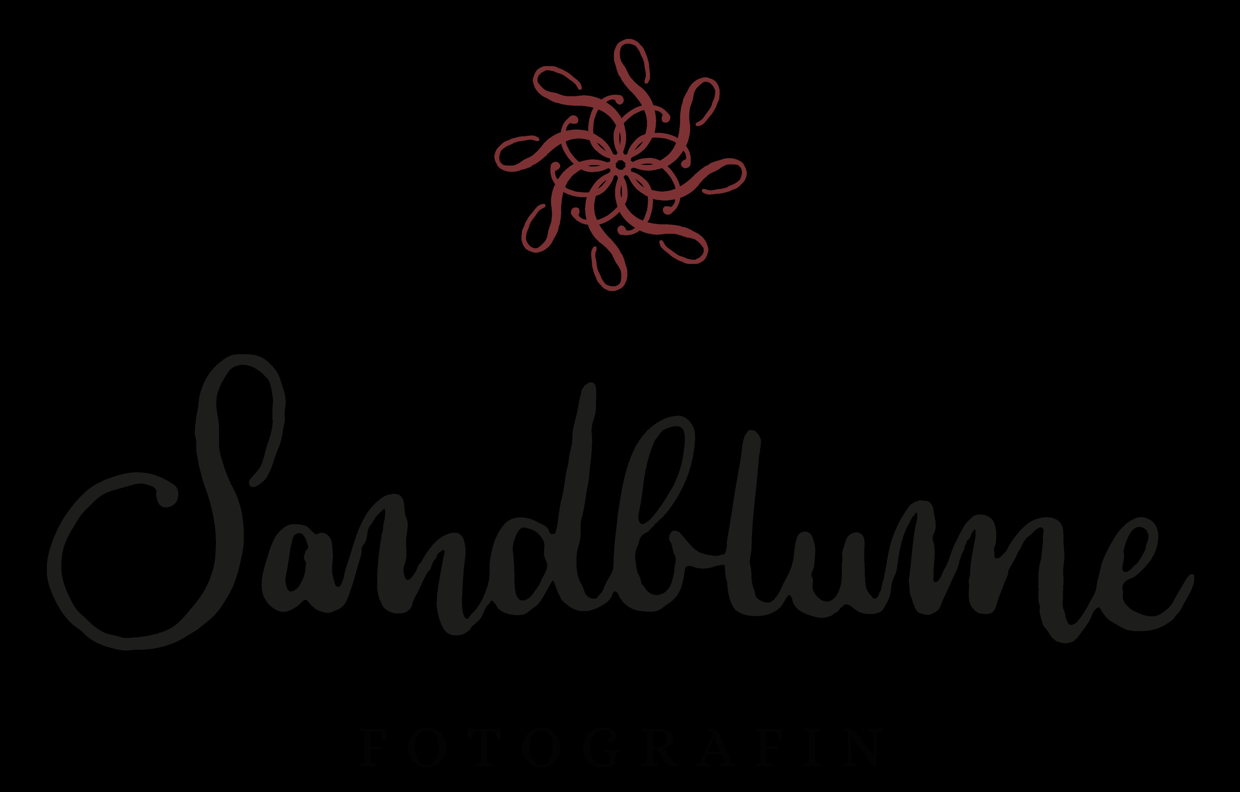 Logo Sandblume Fotografin
