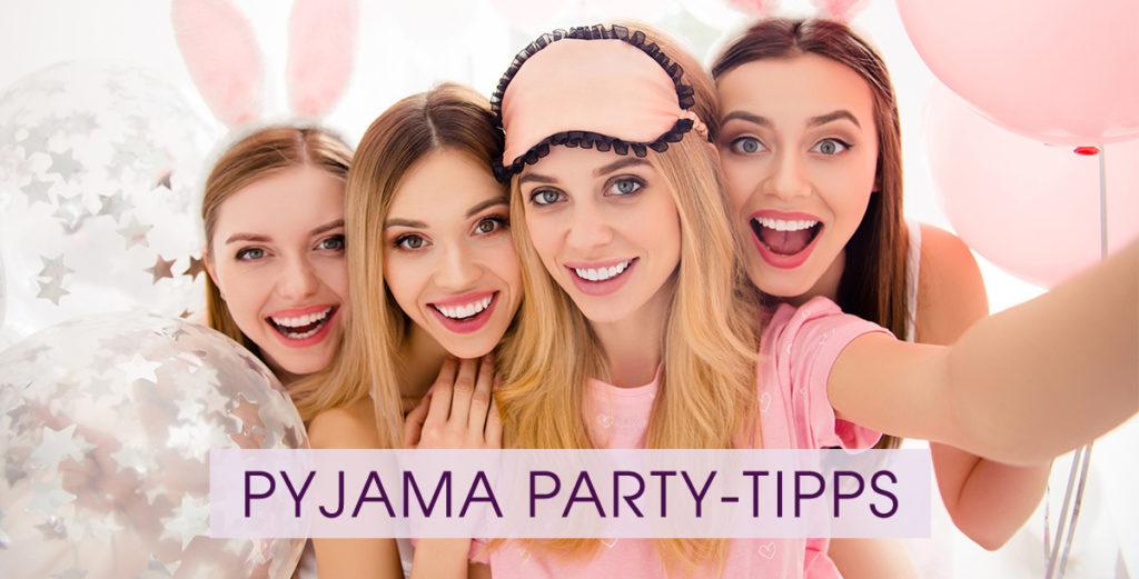Lascana Pyjama Party-Tipps