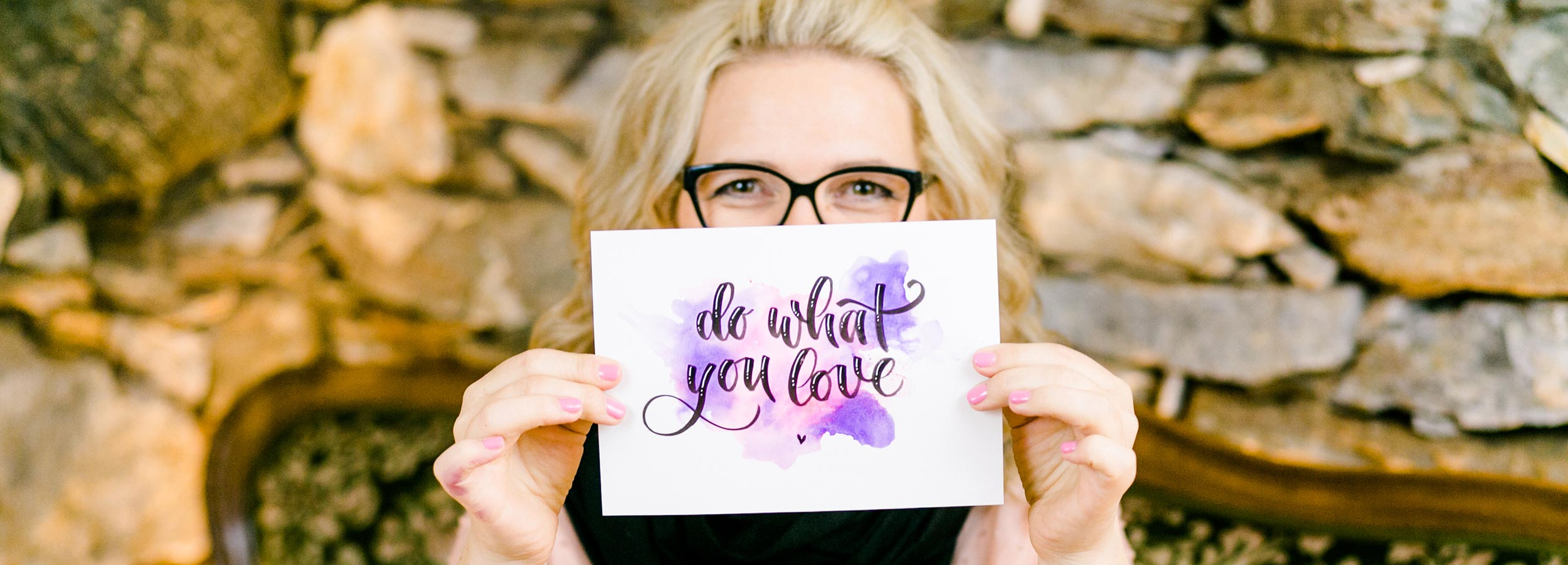 Lettering-Workshops Katja Haas