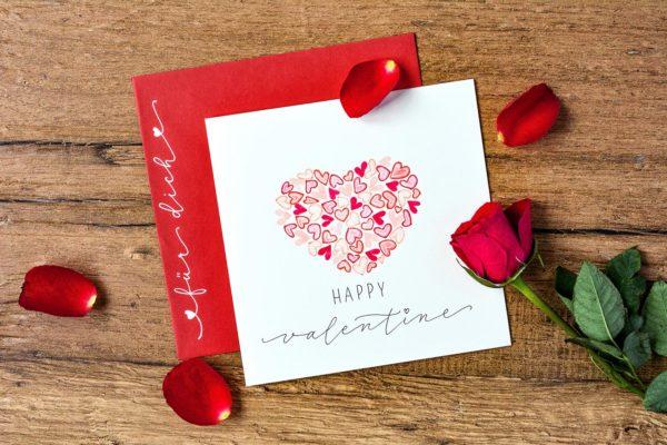 Love-Lettering –Handlettering-Workshop Valentinstag
