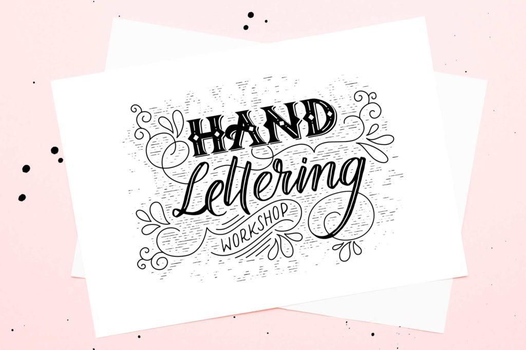 Handlettering-Workshop BASIC