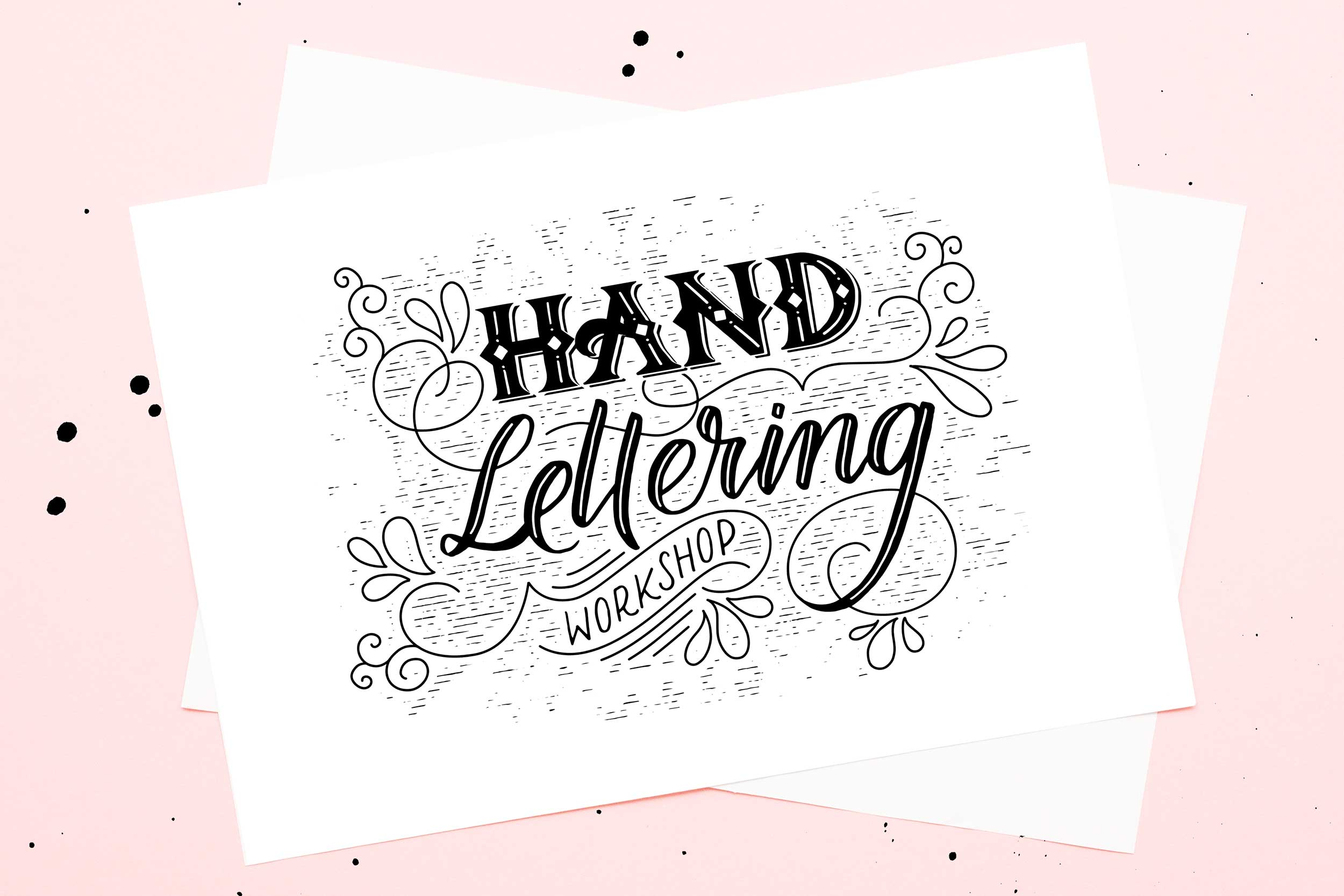 Handlettering-Workshop BASIC