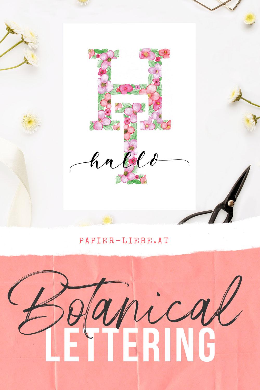 Botanical-Lettering