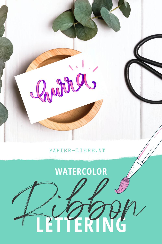 Watercolor-Ribbon-Lettering