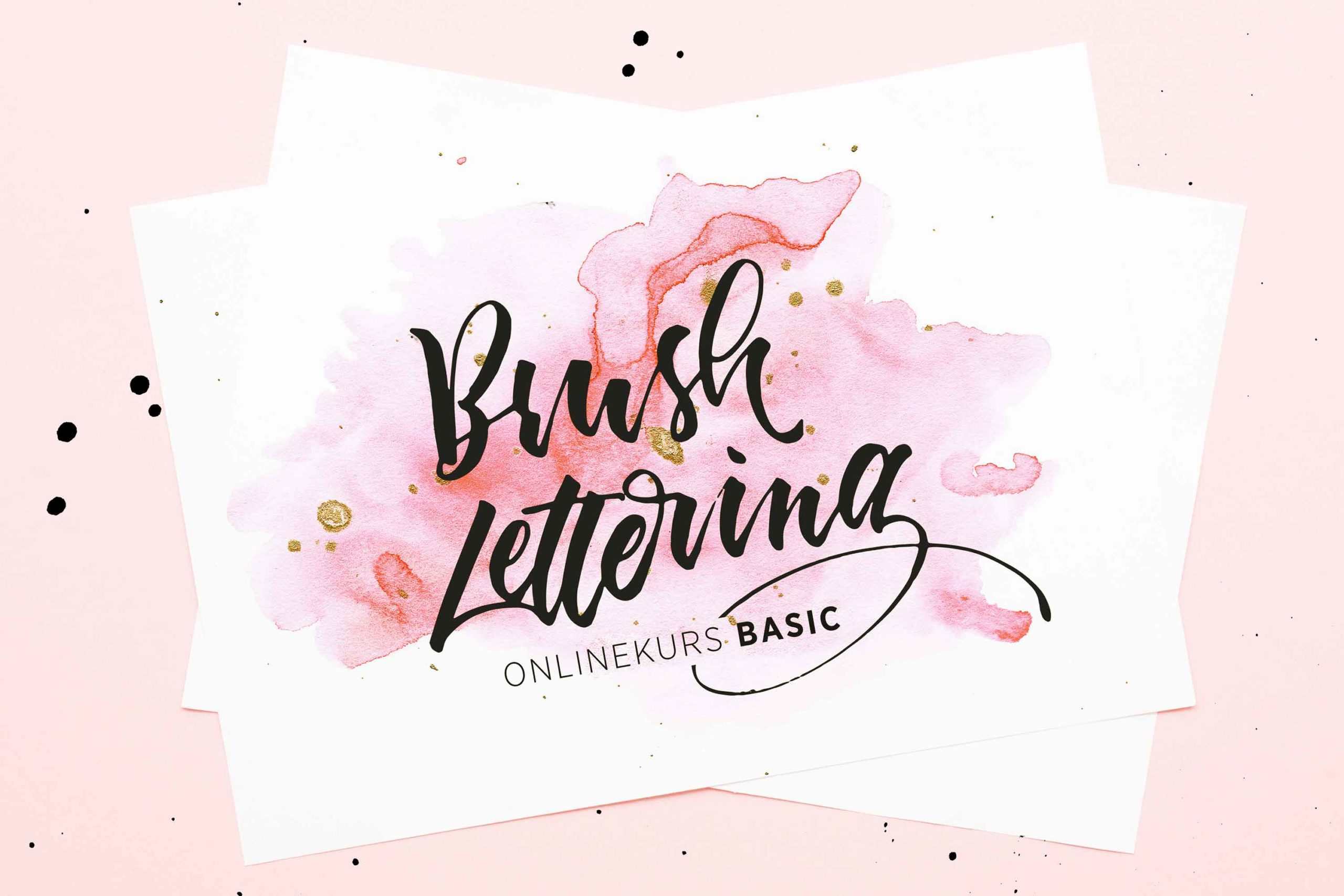 Onlinekurs Brush-Lettering BASIC